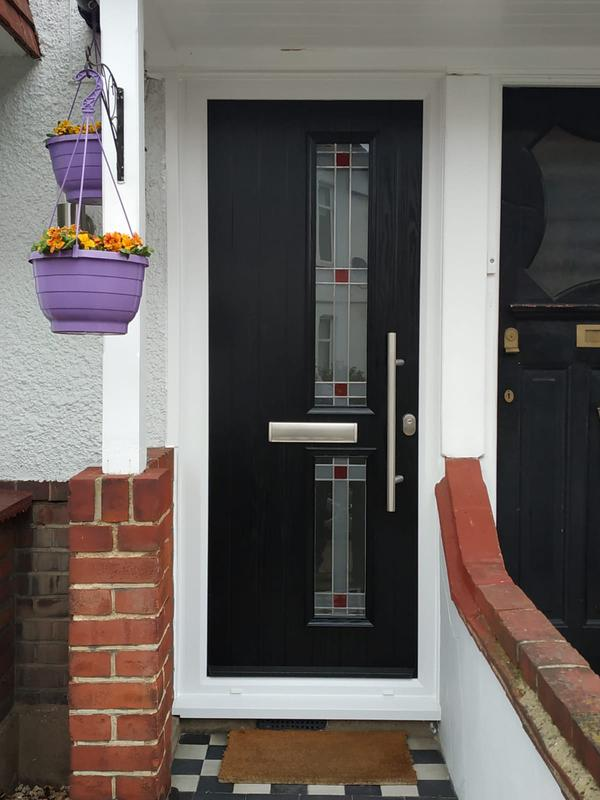 Image 8 - Leigh-on-Sea-black Composite Door