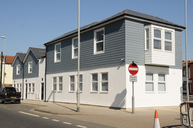 Image 29 - Cladding for a customer in Leigh on Sea