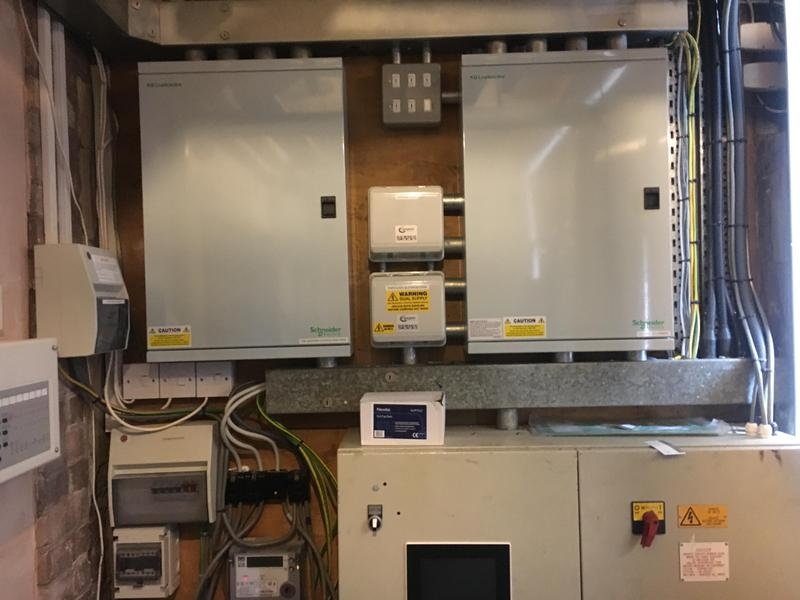 Image 6 - AFTER Commercial Distribution Board upgrade.