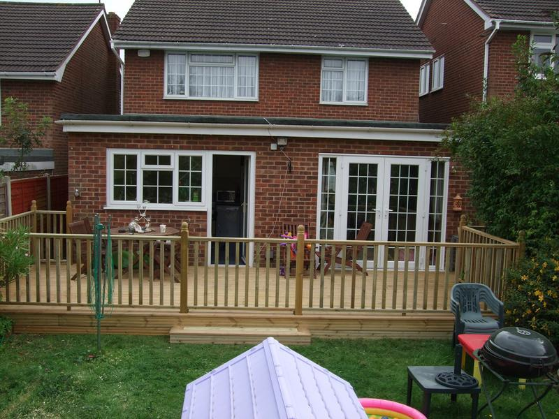 Image 2 - After decking