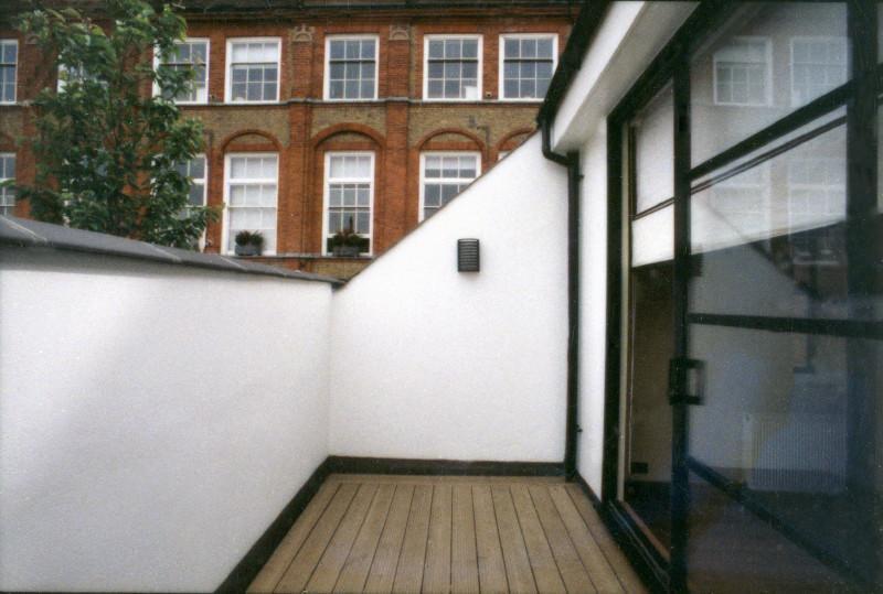Image 22 - Back Garden- exterior work