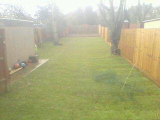 Image 6 - Garden Turfing