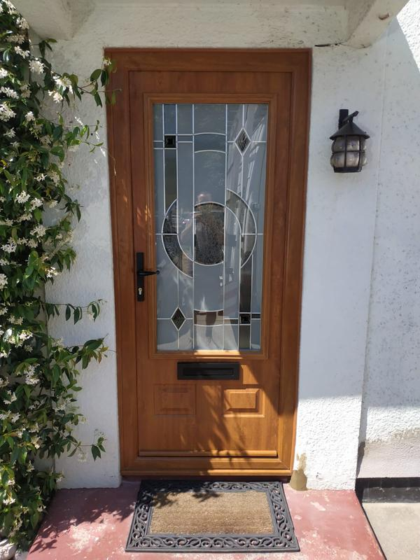 Image 11 - Leigh-on-Sea-Golden oak Composite Door