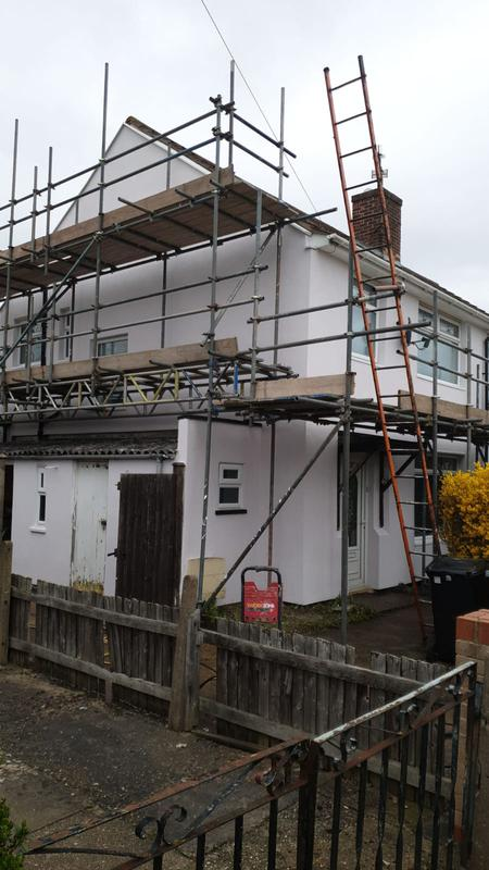 Image 8 - Solid wall 3 bed semi after External Wall Insulation