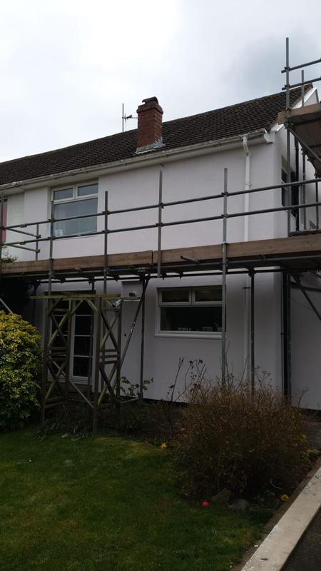 Image 7 - Solid wall 3 bed semi after External Wall Insulation