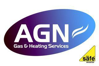AGN Plumbing & Heating logo