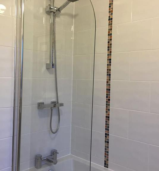 Image 82 - Another typical 10 day turnaround on a bathroom renovation recently completed in Hertfordshire, we take care of it all.