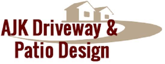 AJK Driveway & Patio Design logo