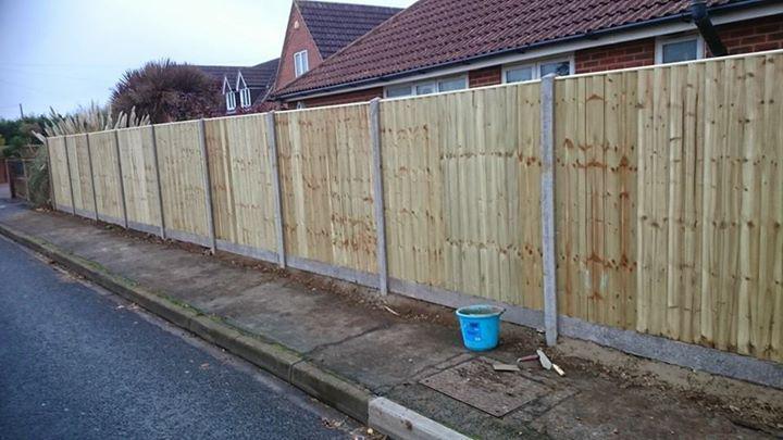 Image 105 - New fences