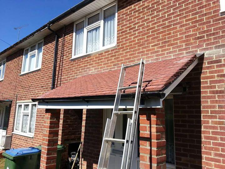 Image 108 - New porch