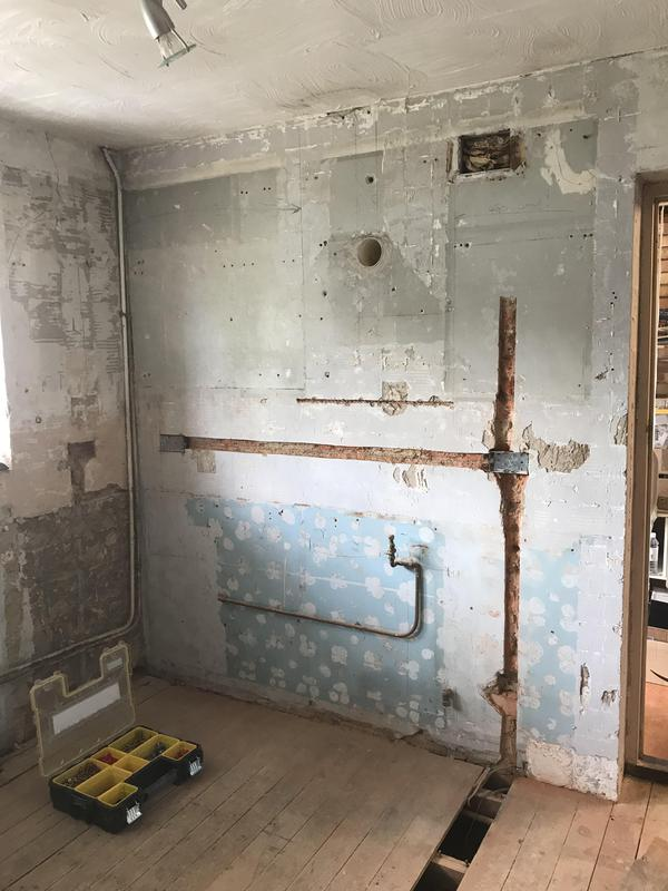 Image 39 - Customer 0062: Kitchen removed.
