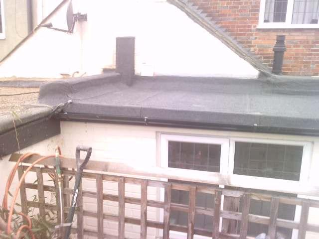 Image 11 - An example of our flat roofing