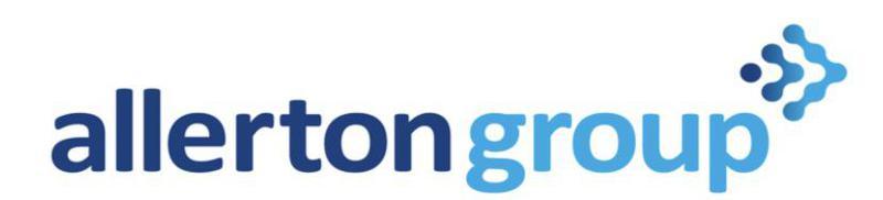 Allerton & Crosby Aerials logo