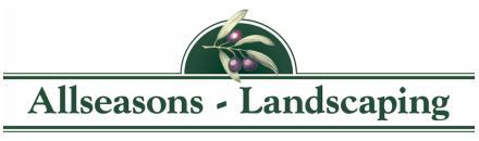 Allseasons Landscaping logo
