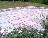 Image 14 - Indian Sandstone Patio, Castle Grey in St Albans