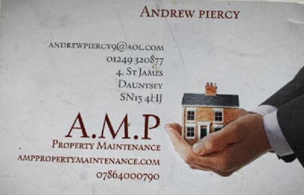AMP Property Maintenance logo