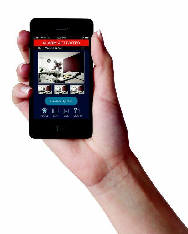 Image 6 - Smart Alarm. Control your Alarm system from your phone