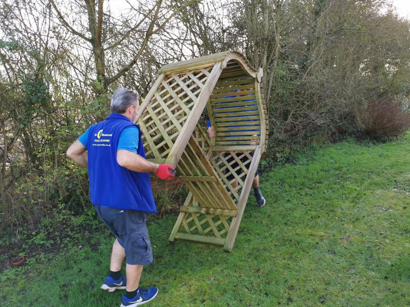 Image 6 - We take care of your garden furniture too.