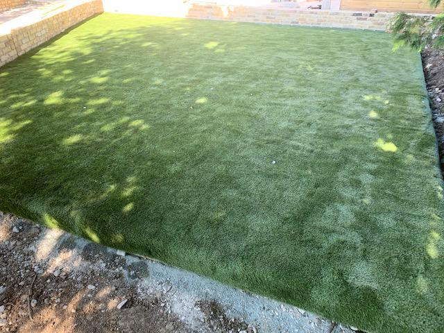 Image 48 - Landscaping Project- Artificial Grass