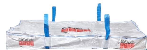 Image 5 - Asbestos Bag Hire. Holds 20 sheets of asbestos