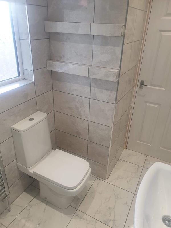 Image 224 - Bathroom Refurb - Salford - Complete