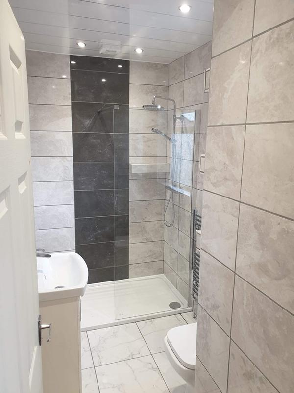 Image 225 - Bathroom refurb - Salford - Complete