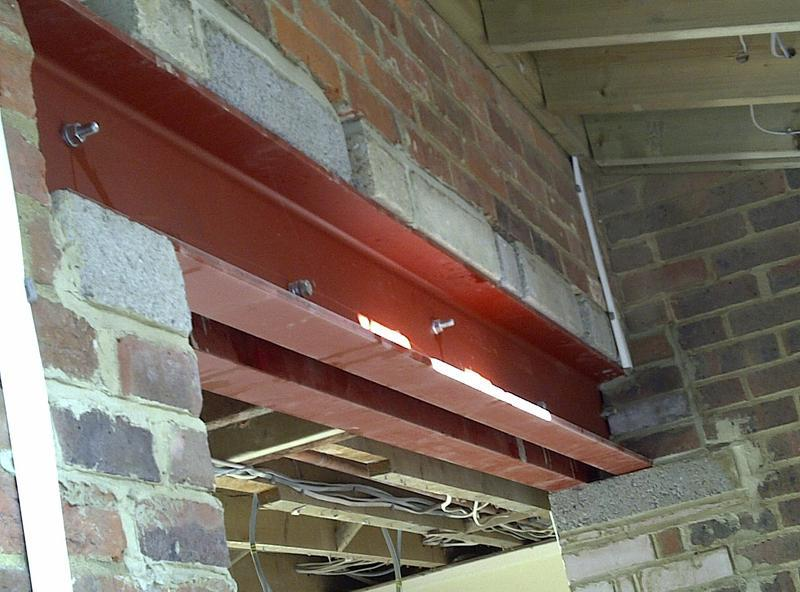 Image 19 - We fabricate and install RSJ's to suit all of your potential projects.