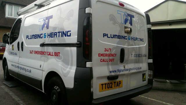 24-7 TT Plumbing & Heating logo