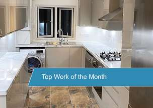 Top Work of the Month - August