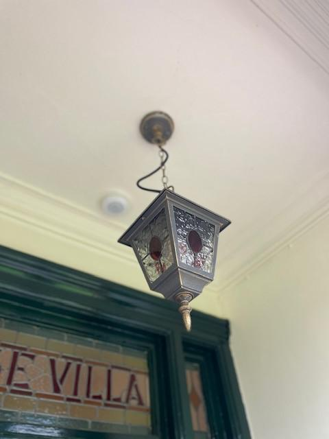 Image 15 - Can you see the PIR, we automated this porch light so it senses visitors and welcomes them