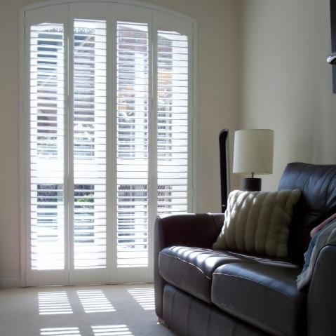 Image 4 - All of our interior shutters are custom made