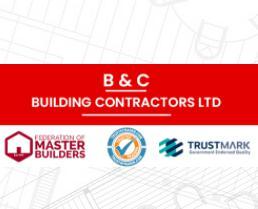 B&C Building Contractors Ltd logo