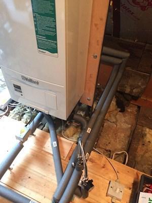 Image 3 - Boiler & Unvented Cylinder Installation