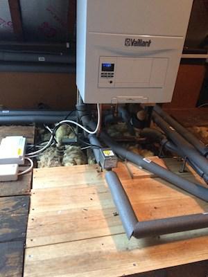 Image 2 - Boiler & Unvented Cylinder Installation