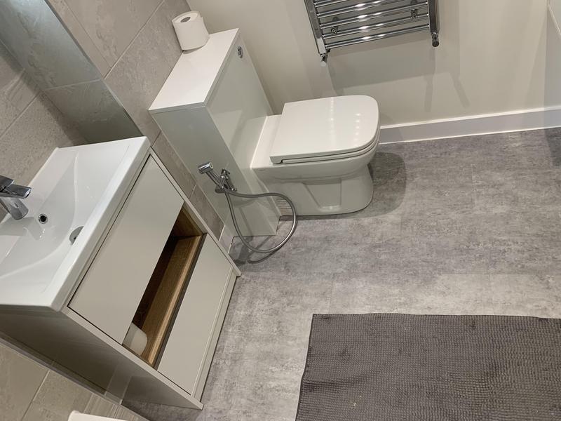 Image 19 - AFTER. New Eltham. Bathroom renovation