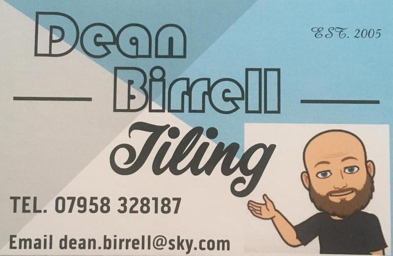 Dean Birrell Tiling logo