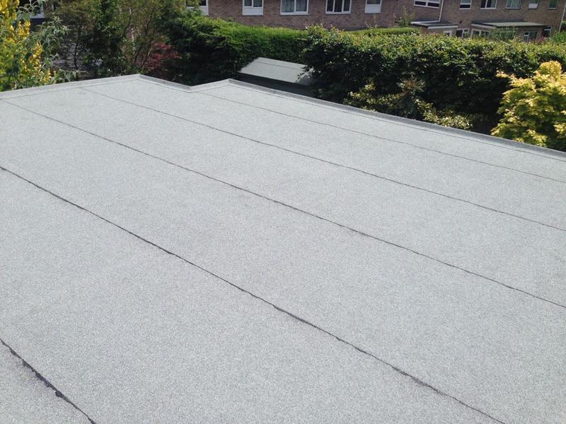 Image 2 - 3-layer felt roof