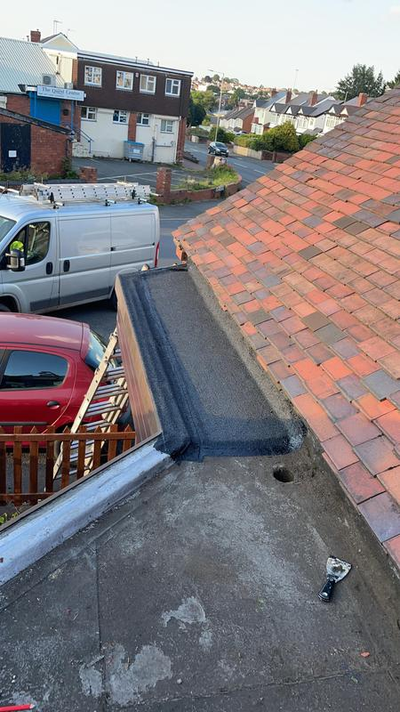 Image 15 - Small repair to one of our customers roof.