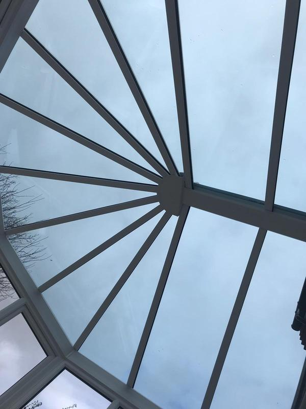 Image 31 - AmbiActive glass Conservatory roof fitted in Thurrock