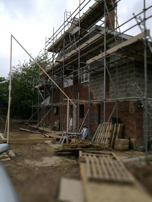 Image 4 - Renovation project before render
