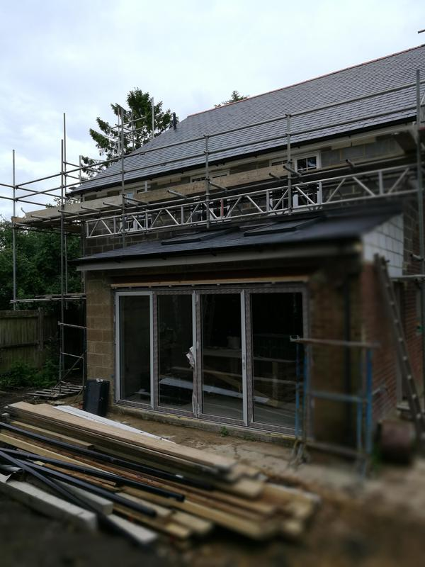 Image 2 - Renovation project before render