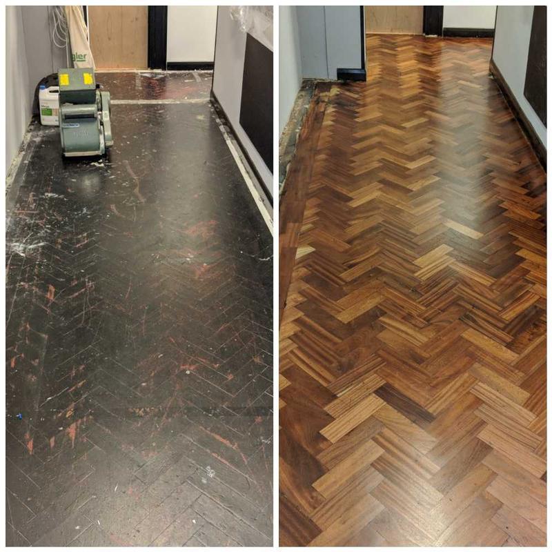 Image 33 - commercial Floor Sanding
