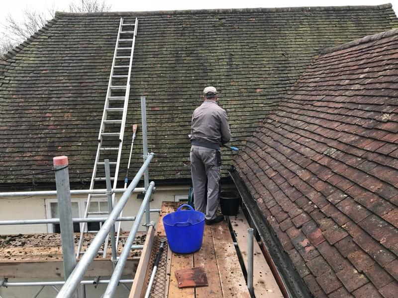 Image 5 - Roof clean