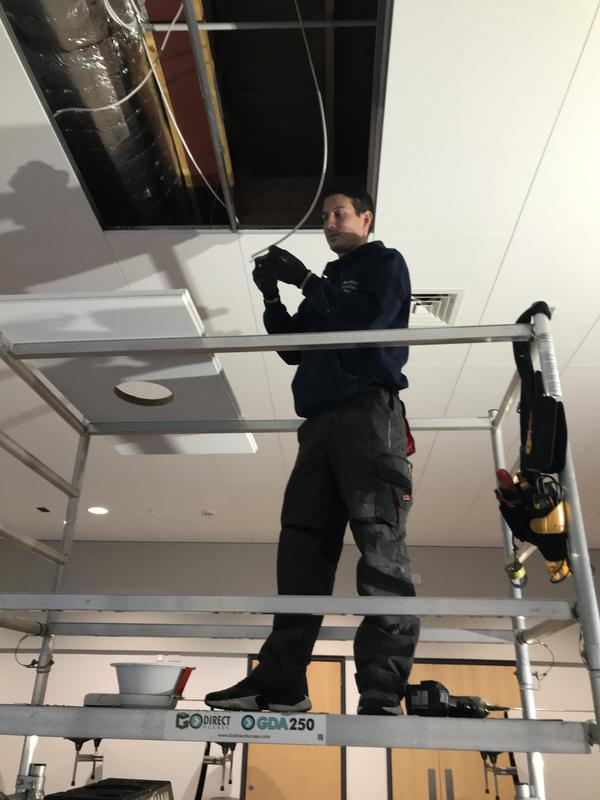 Image 36 - Installing led lighting