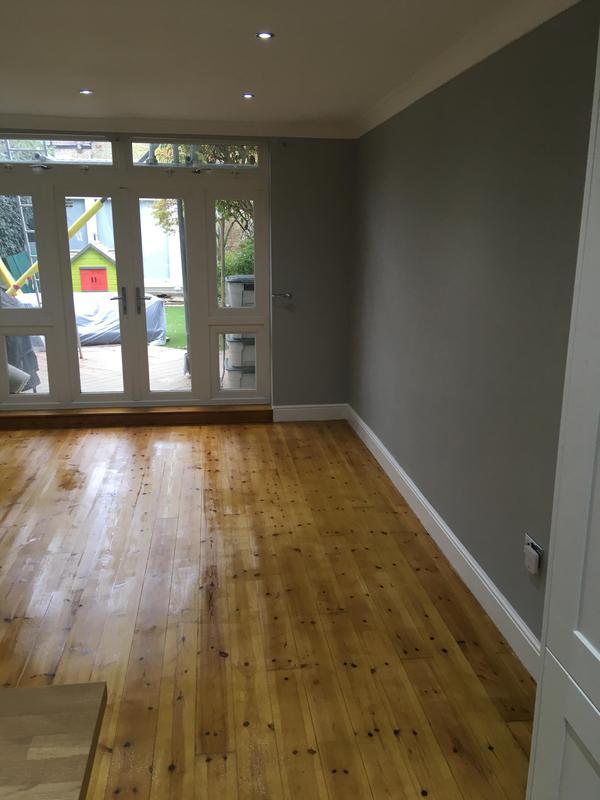 Image 34 - Brentford project - living room 2