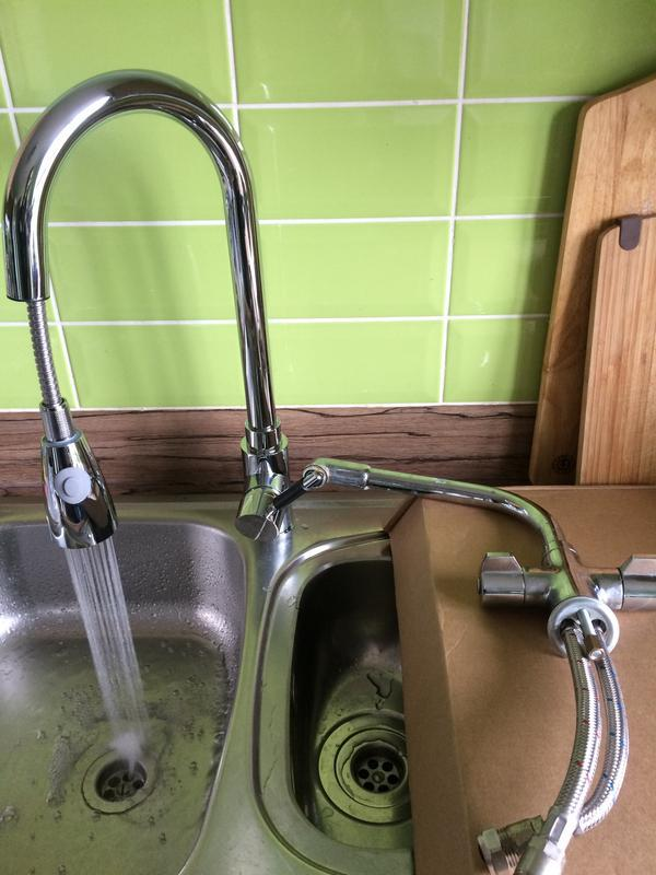 Image 37 - A new tap replacement