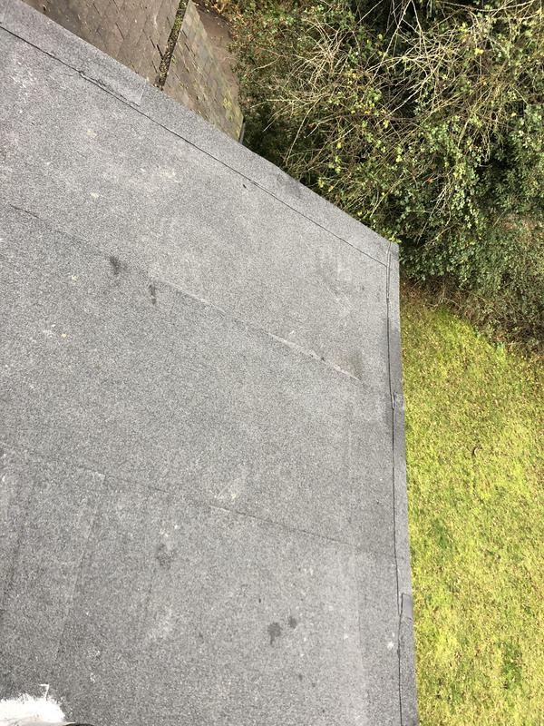 Image 12 - Flat roof after