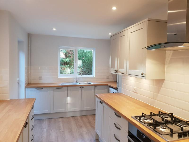 Image 14 - Howdens kitchen install and full kitchen refurb
