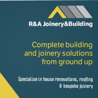 R&A Joinery & Building Ltd logo