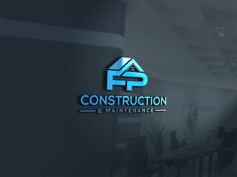 FP Construction & Maintenance logo